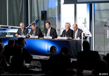 Airbus 2013 NYPC official speakers