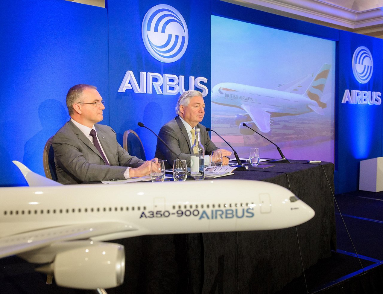 Airbus GMF 2013-2032 press conference – 1