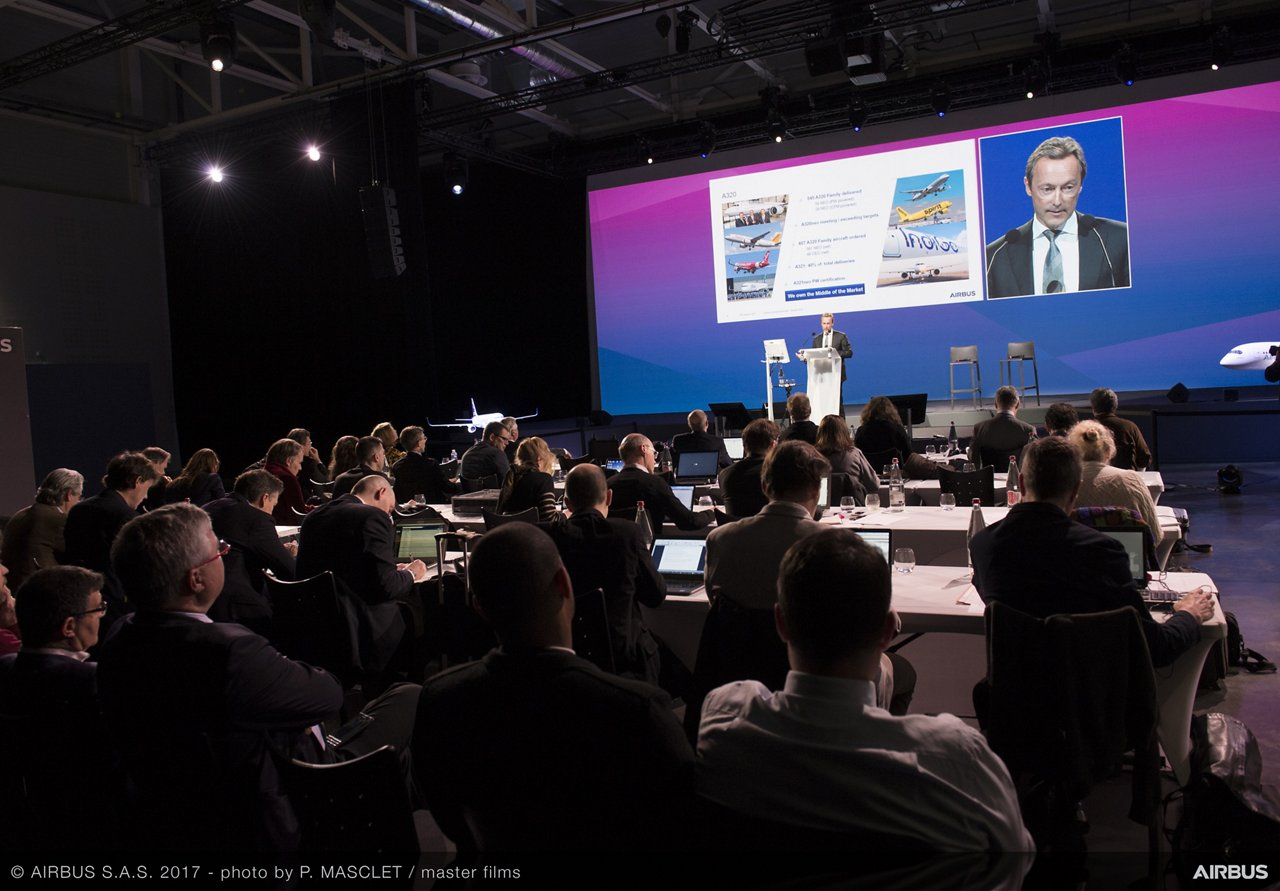Airbus Annual Commercial Press Briefing 2017_5