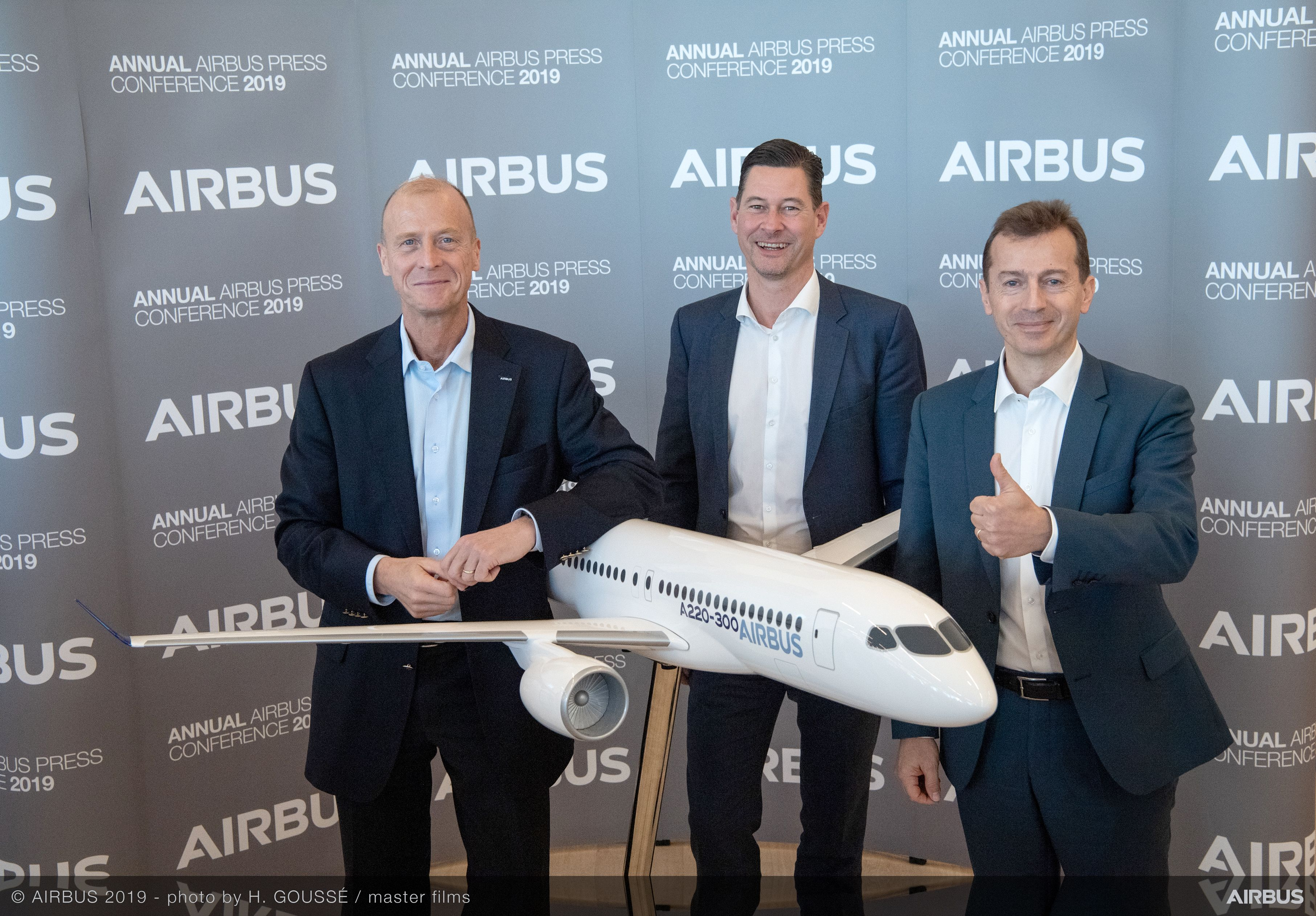 Airbus Reports Strong Full Year 2018 Results Delivers On Guidance Company Airbus
