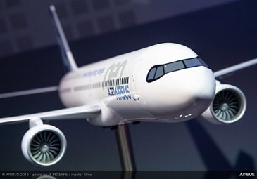 Annual Press Conference 2019 - A321neo model