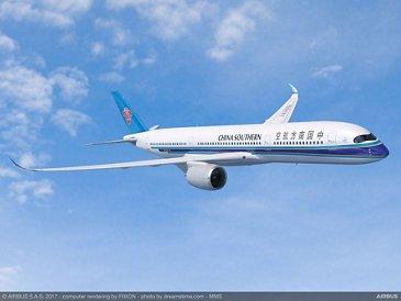 南航订购20架空中客车A350 xwb乐动体育app靠谱吗
