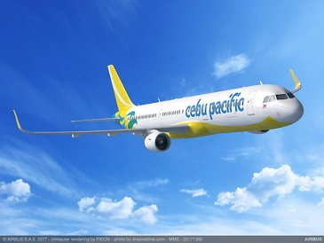 Cebu Pacific Orders More A321s