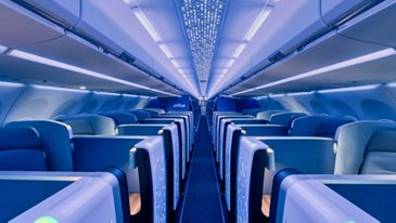 A321 New Airspace Interior 1