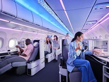 A321 New Airspace Interior 2