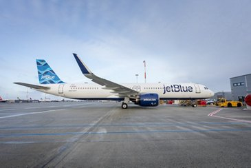 A321LR Delivery To Jetblue