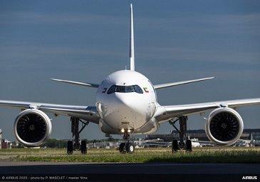 First A330-800 Kuwait Airways
