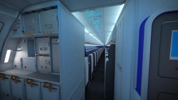 Jetblue Endorsing A321 Airspace Cabin