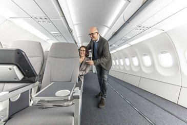 Airbus expands Airspace Customer Definition Centre