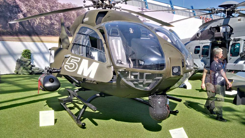 Strong Airbus Helicopters Presence at MSPO in Kielce, Poland