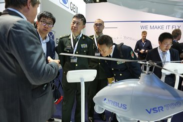 Euronaval 2018 鈥� Chinese delegation