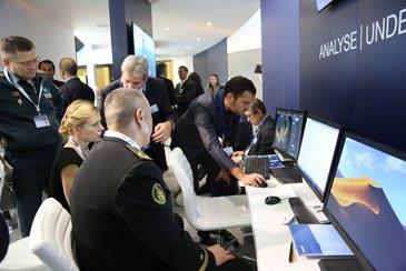 Euronaval 2018 – Smart Maritime Centre