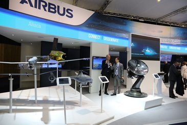 Stand AIRBUS