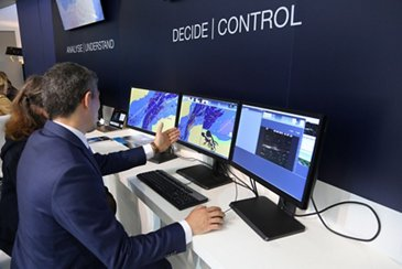 Euronaval 2018 – Airbus STYRIS demonstration