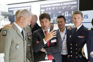 Euronaval 2018 – French delegation