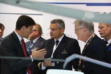Euronaval 2018 – German delegation