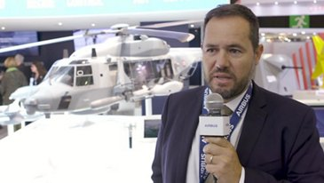 Interview Jean-Eric Vague - H160M / VSR700 / NH90