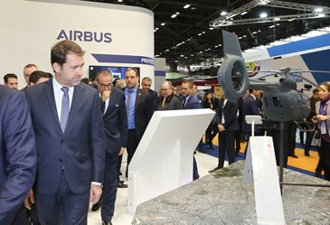 Christophe Castaner - French Minster of the Interior