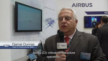 Interview of Djamal Ounnas on CNI - Head of Infrastructures Sales