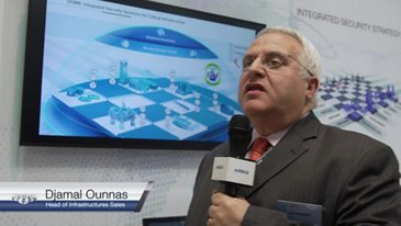 Interview Djamal Ounnas - Head of Infrastructures Sales - DOME
