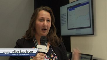 Interview Alice Lapijover - Maritime Security Expert