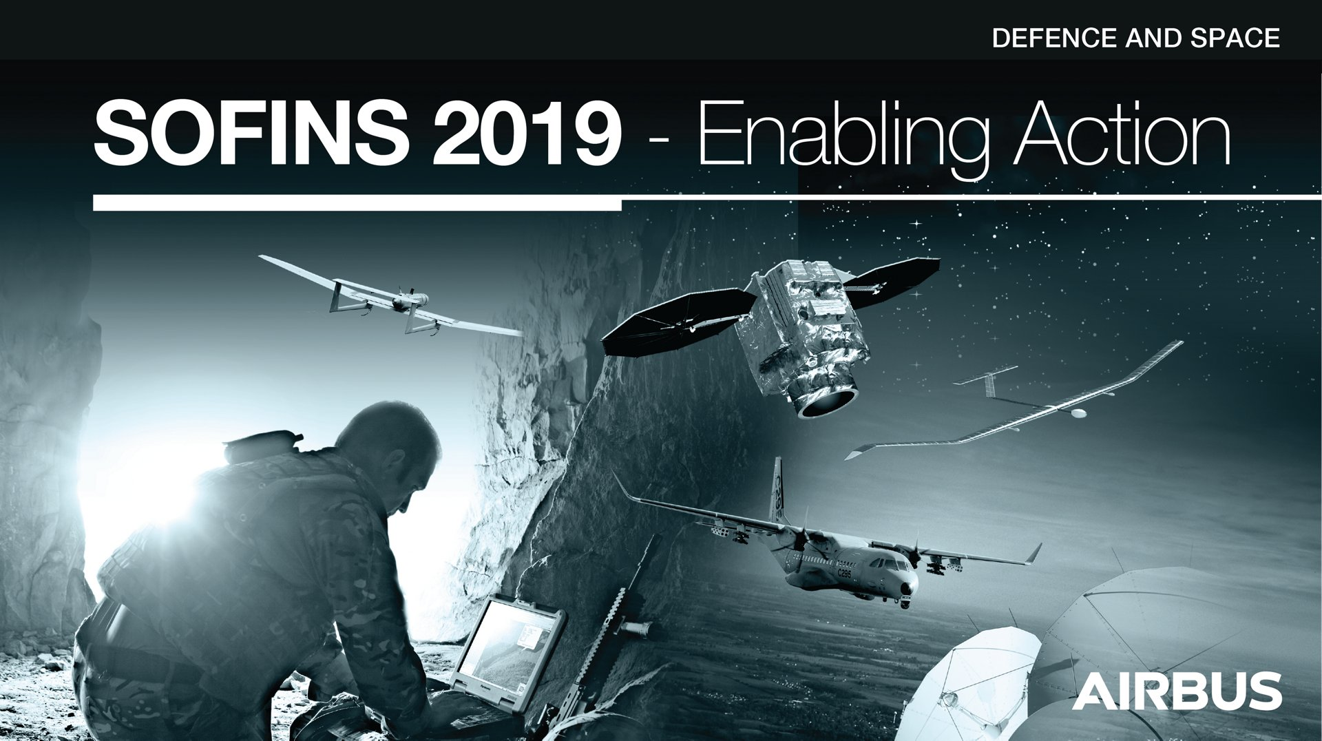Airbus Defence and Space to showcase innovative products for Special Forces at Sofins