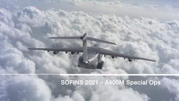 SOFINS A400M Special Ops