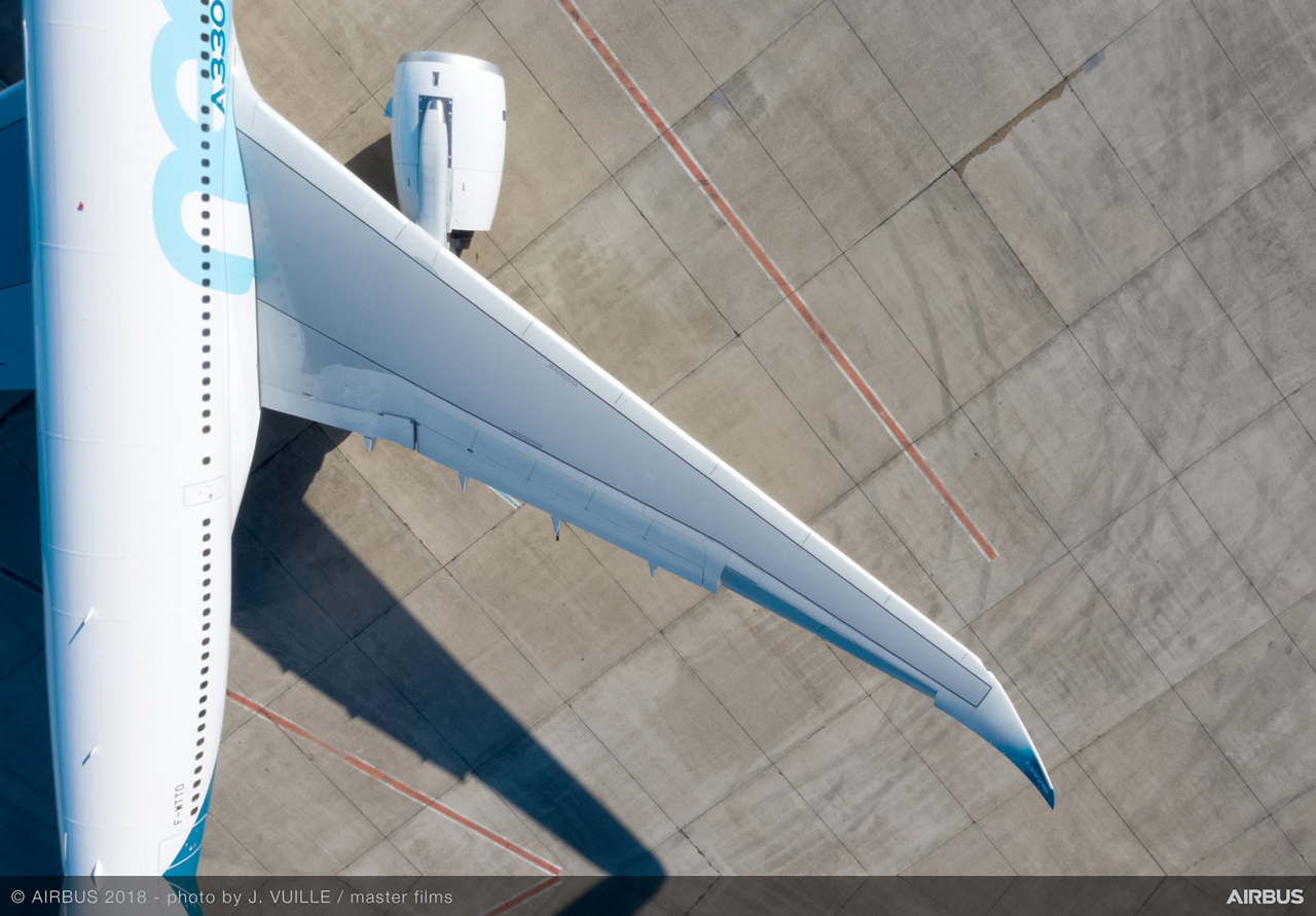 The A330-800, as a member of the Airbus A330neo Family, is powered by the new generation Rolls-Royce Trent 7000 engine