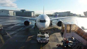 A330-800 First Flight Take Off Broll
