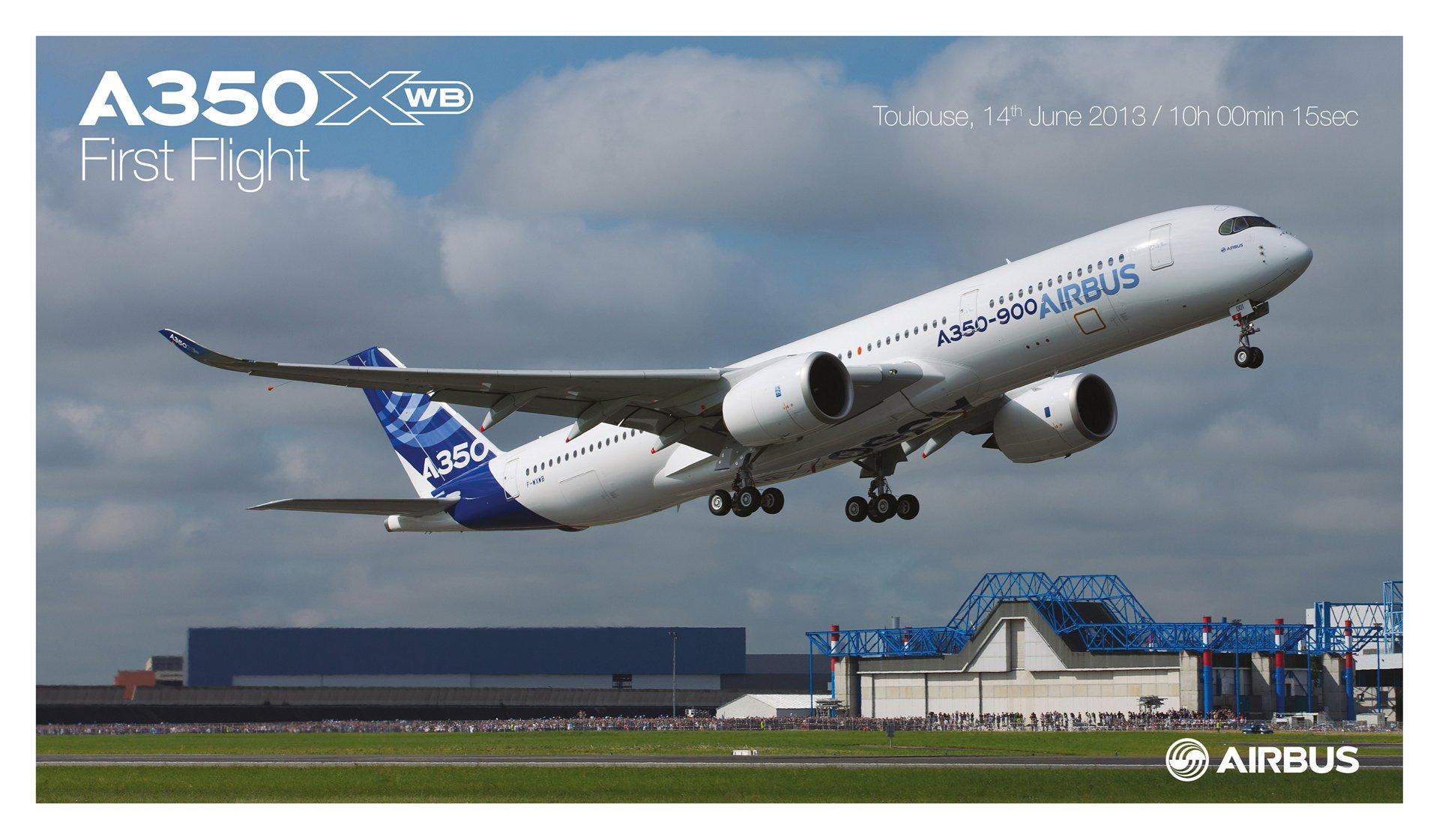 A350 FF poster