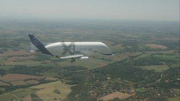 BelugaXL First Flight - Arrival