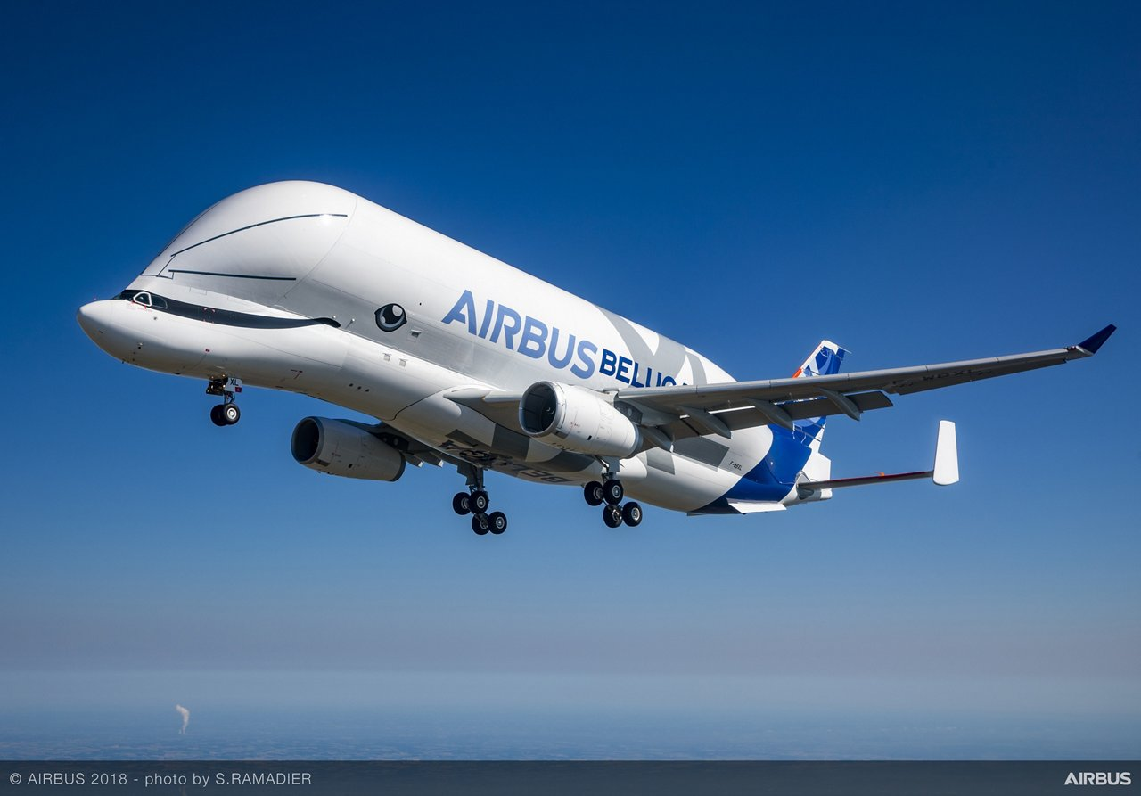 The BelugaXL's maiden flight – which began and concluded at Toulouse-Blagnac Airport on 19 July 2018 – initiated a certification campaign that will lead to this next-generation oversize airlifter's service entry in 2019