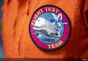 BelugaXL - First Flight - Briefing