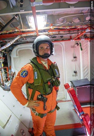 BelugaXL - first flight briefing 1
