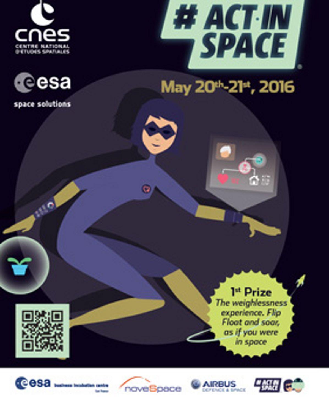 Flyer_15_FEV_2016.indd, ActInSpace challenge