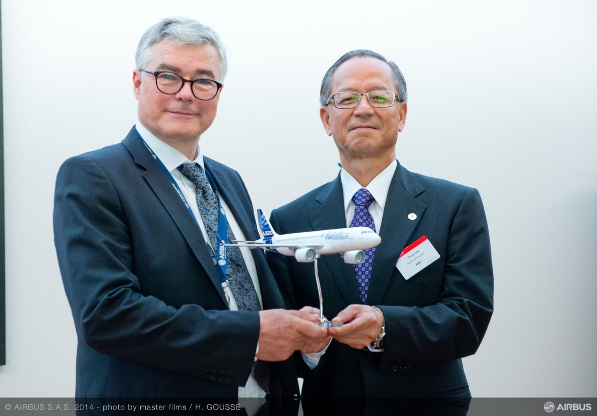 Airbus selects AIDC as new A320 supplier 2