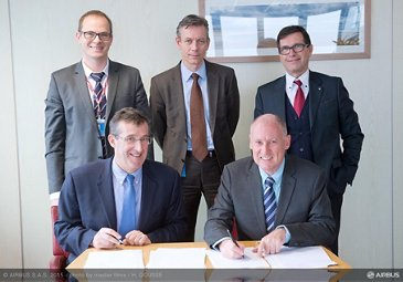 Airbus and HAECO Group agreement