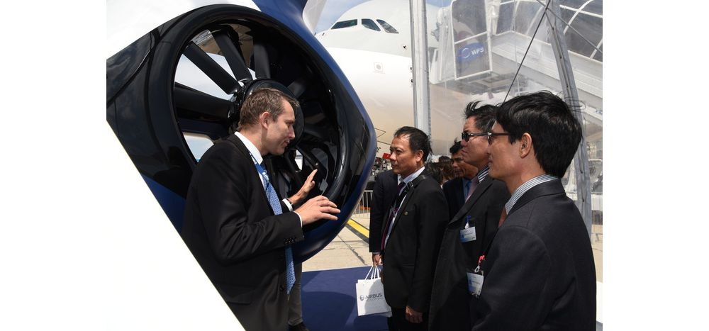 Vietnam signs overhaul contract with Airbus Helicopters