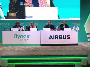 Flynas orders 60 A320neo Family aircraft
