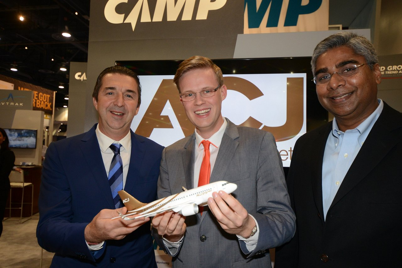 Airbus Corporate Jet computerised maintenance_1