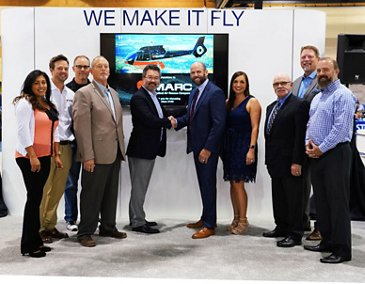 MARC Signs For Its First Airbus Helicopter