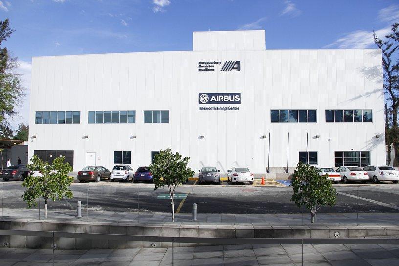 Airbus Training Centre, Mexico