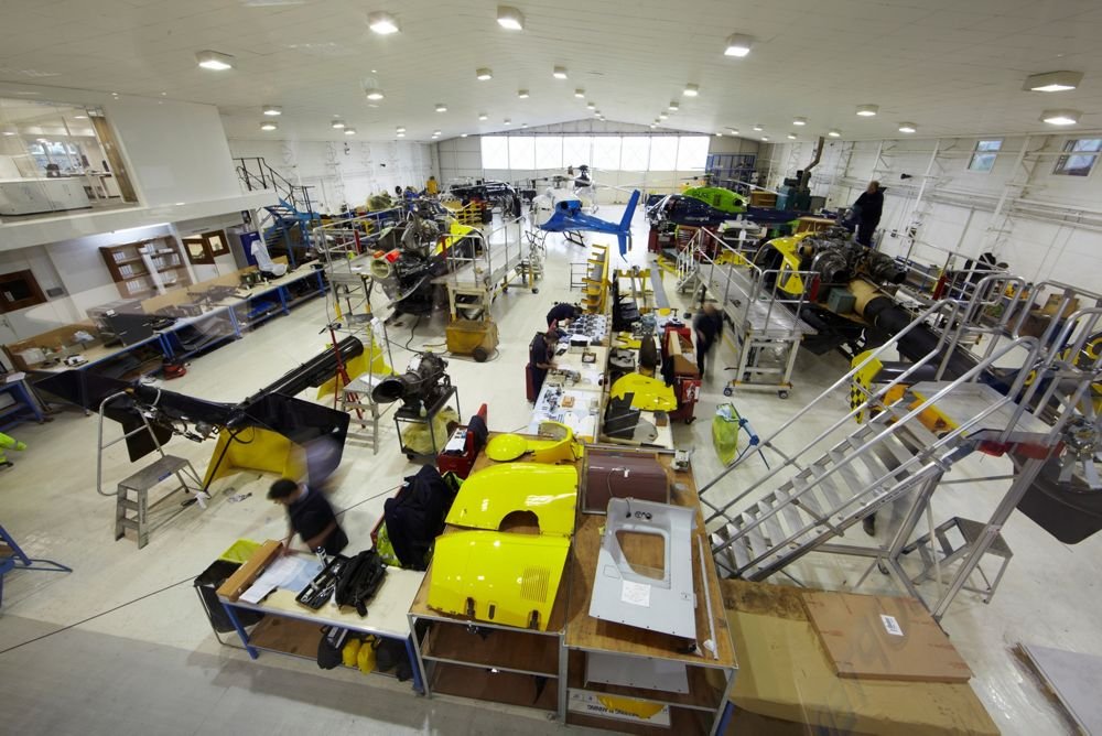 Airbus Helicopters accelerates industrialisation in the UK