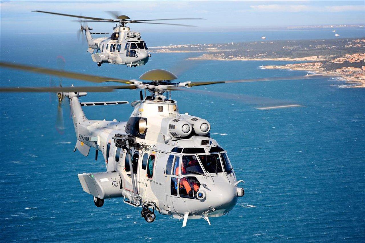 The Royal Thai Air Force receives four EC725s