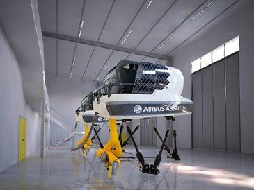 Airbus Asia Training Centre_Simulators
