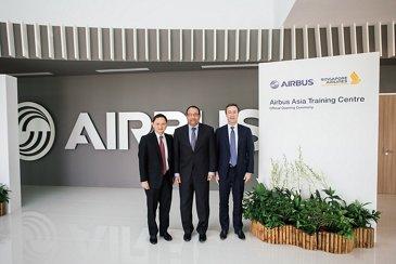 Airbus Asia Training Centre_Opening in Singapore 2