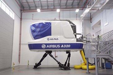 Airbus Asia Training Centre_Opening in Singapore 3