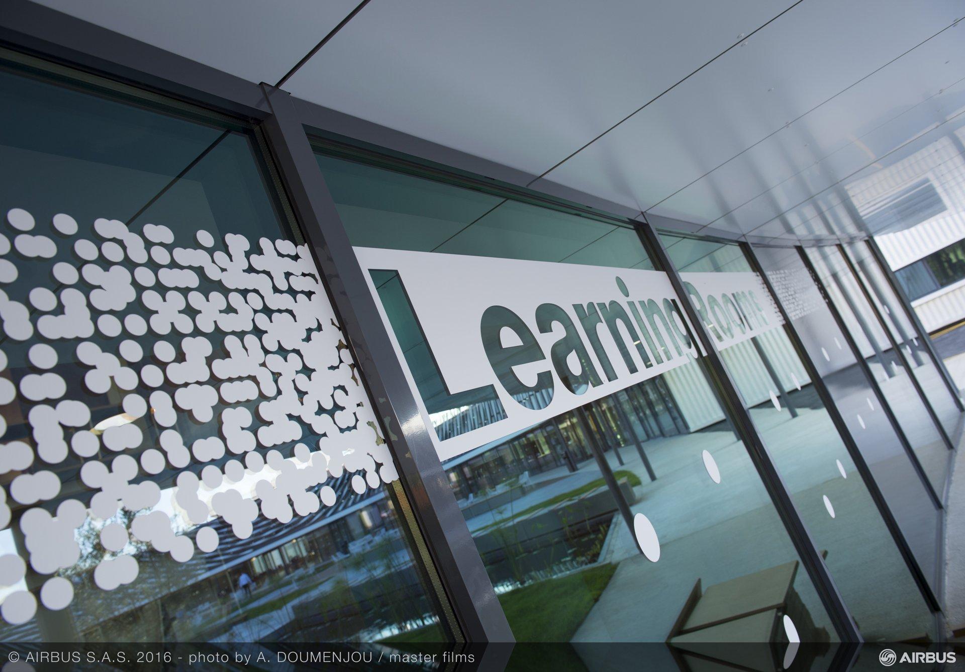 Airbus Leadership University Campus - 11