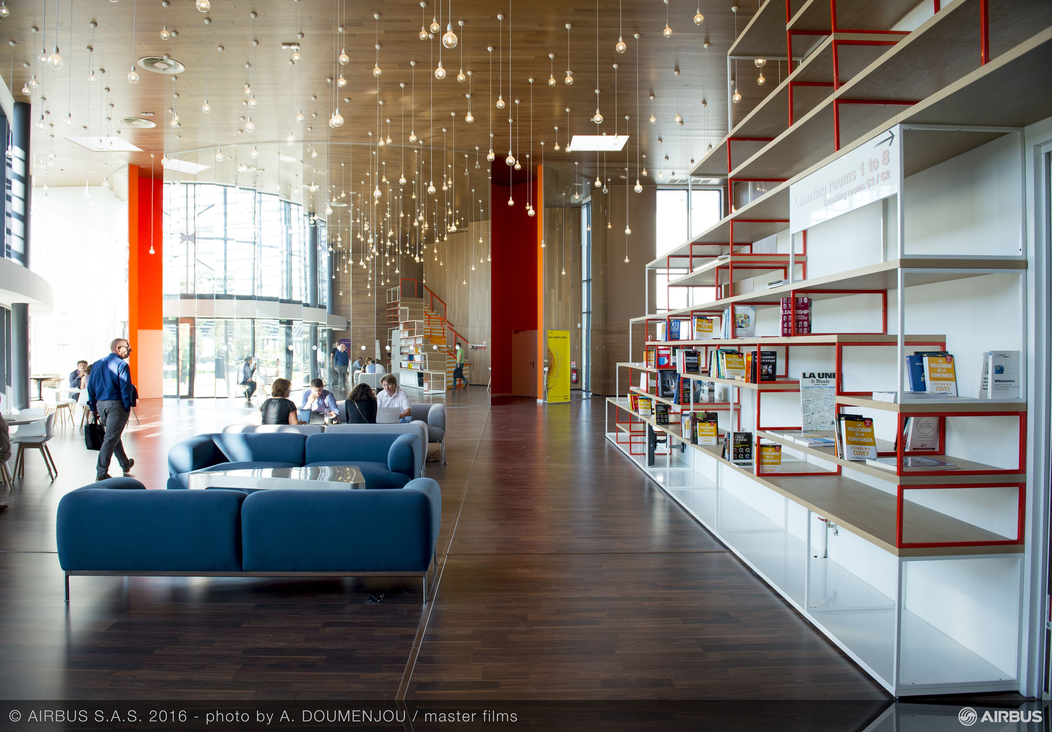 Airbus Group Opens Leadership University In Toulouse