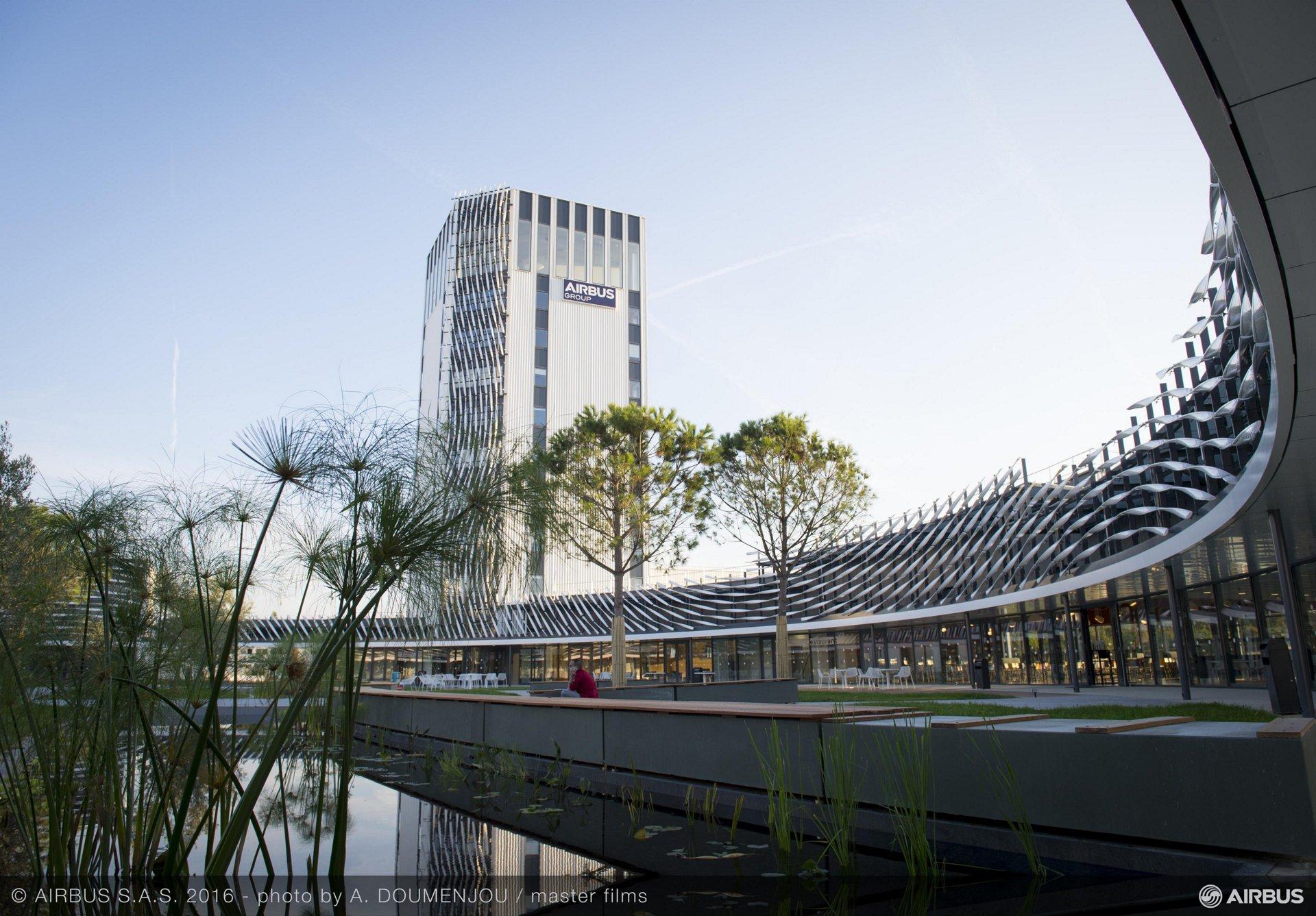 Airbus Group Leadership University campus 4